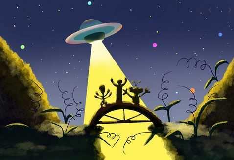 ovnis extraterrestres